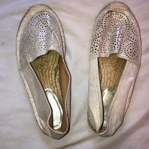 Sparkly Charlotte Russe Flats